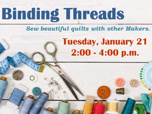 Binding Threads Jan 21