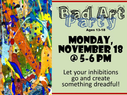 bad art party