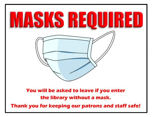 facemask required1