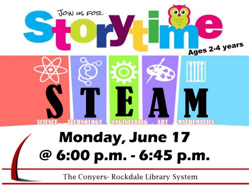 story time and steam