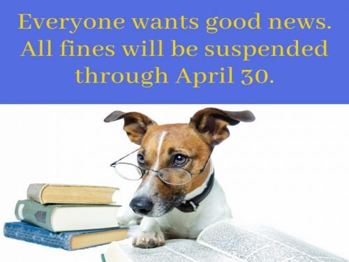 suspended fines